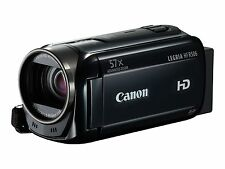Canon Legria HF R506 High Definition Camcorder - Black 32x Optical Zoom,NEW