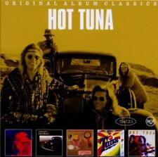 Hot tuna-Original Album Classics, 5cd set NEUF