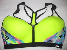 Victoria's Secret VSX Incredible by Victorias Secret Front-close Sport Bra 36 C