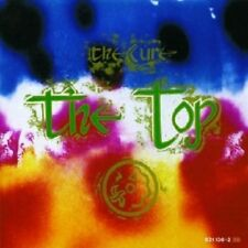 THE CURE - THE TOP (REMASTERED)  CD  10 TRACKS INDEPENDENT / POP / NEW WAVE NEU
