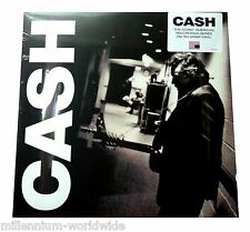"SEALED, MINT - JOHNNY CASH - AMERICAN III: SOLITARY MAN - 12"" VINYL LP / 180g, 3"