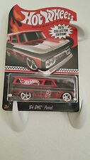 "2015 Hotwheels Collector Edition # 2 K - MART Mail-In "" 64 GMC PANEL "" Very Cool"