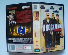 Knockaround Guys (VHS/S, 2003) Big Box Ex Rental Video