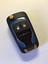 Genuine Vauxhall Adam Remote Key - Blue - Cut to Code - U-SHIN 5WK50079