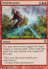 Wild Ricochet (Wilder Querschläger) Commander 2013 Magic