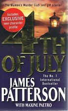 4th Of July by Patterson James - Book - Paperback - Crime/Mystery - Fiction