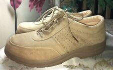 "DR. COMFORT ""LILY"" WOMENS  ORTHOPEDIC SNEAKERS SHOES BEIGE 9 W WIDE $130"
