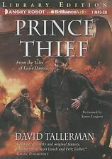 new Tales of Easie Damasco: Prince Thief 3 by David Tallerman (2013, MP3 CD,...