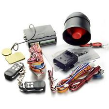 1-Way Car Alarm Protection Security System with 2 Remote Control SWTG