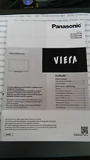 TV Panasonic tx-p42st30e tx-p46st30e tx-p50st30e instruction manual DANSK