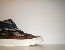 Converse Chuck Taylor Hi Missoni MultiColor Sphinx Sample Sz 10 All Star Ox Vtg