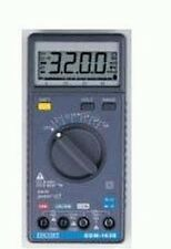 ESCORT EDM163 AUTORANGE DIGITAL MULTIMETER with DATA HOLD