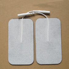 10 PCS Replacement Tens Electrode Pads Message Electrode Tens Units 5 x 9cm