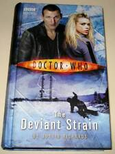 DOCTOR WHO : The DEVIANT STRAIN   BBC Hardback Book 2005  VFN
