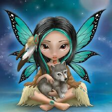 Moonheart Spirit / Strength Figurine - Spirit Maidens -Jasmine Becket Griffith