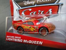 DISNEY PIXAR CARS NATURE DRIVE MCQUEEN 2013 SAVE 5% WORLDWIDE FAST SHIP