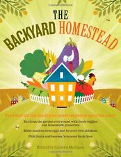 The Backyard Homestead by Carleen Madigan (Paperback):Produce all the food