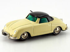 Schuco Micro-Racer Porsche 356 elfenbein-schwarz # 103