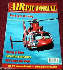 Air Pictorial 1999 November Bond Plymouth,Concorde,Eurowings,Avro RJ,USAF KB-29
