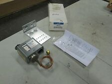 Johnson Controls Open Low Pressure Control (240) P72AB-1C Range: 20 Hg (NIB)
