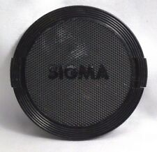 Sigma 62mm Camera Snap-on Front Lens Cap - Japan S3402008