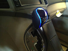 Toyota VENZA 2009-2013 LED gear shift knob chrome BLUE light automatic - short