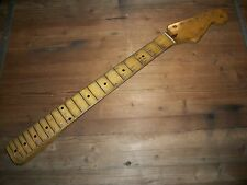 Custom Relic Blonde Strat  Project  Neck  Holiday Sale