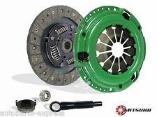 HD CLUTCH KIT STAGE 2 MITSUKO FOR HONDA CIVIC DEL SOL ACURA EL D15 D16 D17 HYDRO