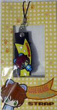 Code Geass Suzaku Cat Rubber Phone Strap Anime Manga Licensed NEW