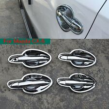 High Quality ABS Chrome Door Handles Bowl Cup Covers Trim for Mazda CX-5 12-2015