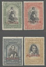 Azores 1927 2nd Independence set Sc# 272-83 mint