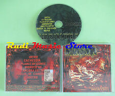 CD MIASMA Collisioni mentali italy MOUSEMEN  (Xi1) no lp mc dvd