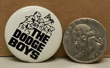 PIN BUTTON NOS CHALLENGER DART CHARGER POLARA DODGE BOYS DEALER PROMO MOPAR