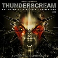 THUNDERSCREAM = Nosferatu/Masochist/Warlords/Weapon X...=2CD= HARDCORE GABBER !