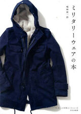 MENS Military Jacket Book - Japanese Craft Book