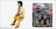 HOBBY MASTER 1/72 World War II US Pilot Figures Set HP0001
