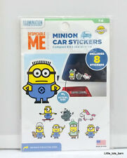 LTB: MINIONS FAMILY CAR STICKERS