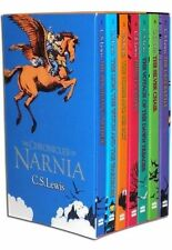 The Chronicles of Narnia Box Set 7 Book | RPP39.99 BN