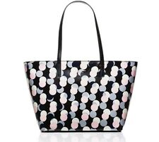 NWT Kate Spade Gallery Drive Small Harmony Bubble Dot Should Bag Tote PXRU6358