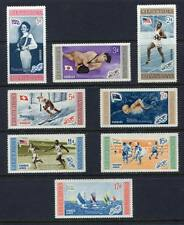 27916) DOMINICANA REP. 1958 MNH** Nuovi** Olympic G.