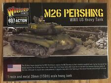 Bolt Action: M26 Pershing US Heavy Tank