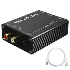 PCM2704 DAC Decoder Muse HIFI USB to S/PDIF Converter Optical Coaxial + Cable