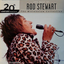 Rod Stewart - The Best of Rod Stewart (CD 1999, 20th Century Masters) Near MINT