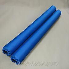 "36"" ROYAL BLUE Heavy-Duty Trailer Guide Pads  Capped  2"""