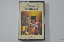 OH MUMMY - CPC 464/664/6128 Game - Amstrad - Boxed & Complete