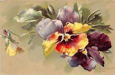 BG33646  flower  catharina klein nice artist signed