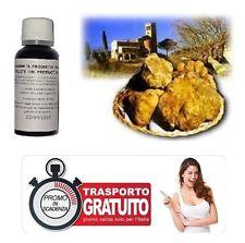 Essenza Aroma Concentrato TARTUFO BIANCO e NERO olio aromatizzato OFFERTE 3X2