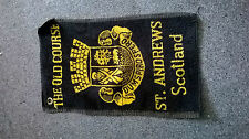 Old Course St Andrew's Towel vgc