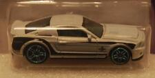Hot Wheels 2013 '10 Ford Shelby GT500 Supersnake #155/250 *Blue Wheels*