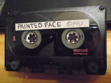 VERY RARE Painted Face DEMO CASSETTE TAPE rock UNRELEASED 1993 unknown
